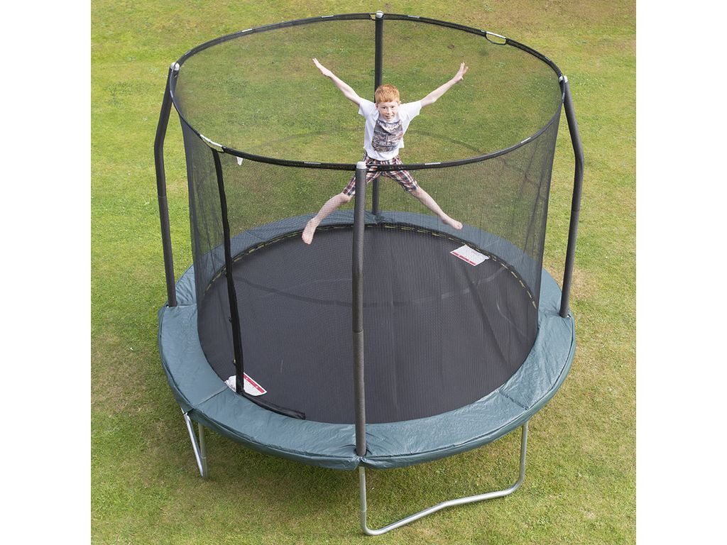 Jumpking 12ft Premium Trampoline | JumpKing | Peddler
